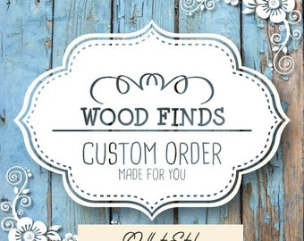 Custom wood signs with quotes, Wooden Signs,  Housewarming Gift, Rustic Wall Decor (Large)