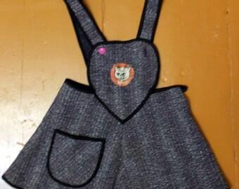 sundress,cat, warm,Vintage, dress, light,1980,dress, sewing,dense,with polka dots, 1970, dress, pet dress,gown,pockets,dress,purple, 1980,