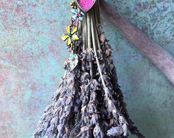 Wickedly Powerful Dried Lavender Bouquets