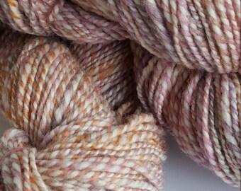 Hand Spun Yarn (192 yards)