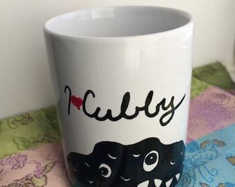 Monster Husband Coffee Mug