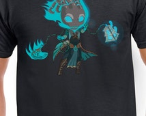 League of Legends Thresh T-Shirt LOL The Chain Warden Support Tee