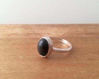Black Onyx Ring size 7
