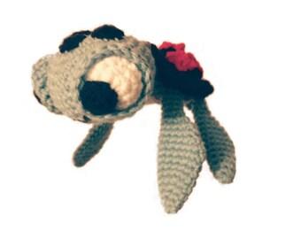 Squirt the Sea Turtle Amigurumi Crochet Pattern - Finding Nemo