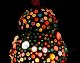 Guaje decorative lamp