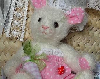 Juliet, collection mohair Bears Bunny.