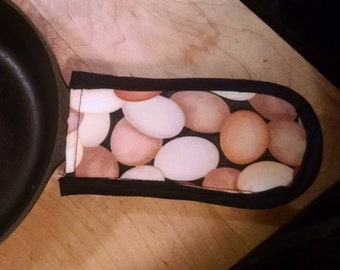 Egg Perfect Cast Iron Handle Holder