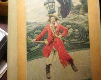 First edition 1921, Howard Pyle's Book of Pirates