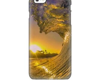SUN KISSED - iPhone Case