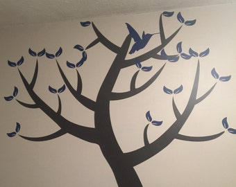 Tree Oversized Wall Decal
