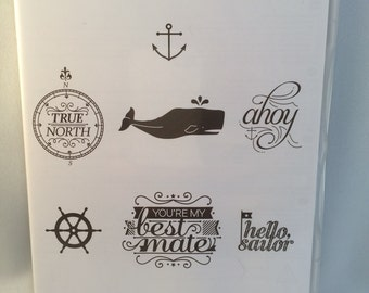 Hello Sailor by Stampin Up