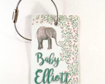 Baby Bag Tag - (4 Tags)