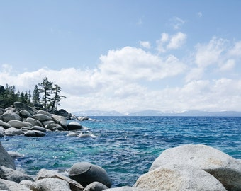 Keep Tahoe Blue, Lake Tahoe, Lake Photography, Landscape Photography