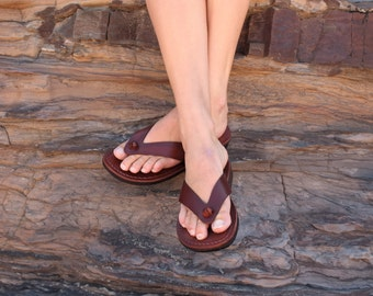 Handmade Leather Sandal (Bargara)