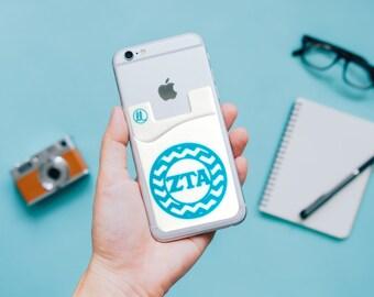 Zeta Tau Alpha Phone Wallet