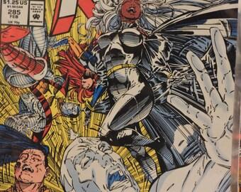 THE UNCANNY X-MEN #285