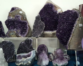 We will have a stunning array of Crystals