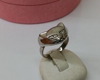 16.0 mm silver ring lizard ring RP127