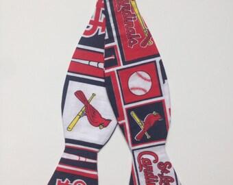 St. Louis Cardinals Bowtie