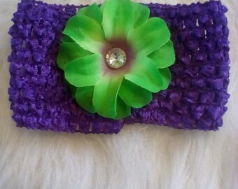 Lovely little girls head band