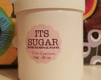 Body Sugaring Paste - 1 Kilogram