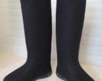 Felted boots/ valenki/womens winter boots/valenki felt boots