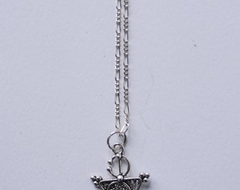 Berber triangle necklace (only the pendant!)
