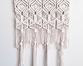 "SUN MEDALLION |:| macrame wall hanging | boho home decor | 24"" wide 