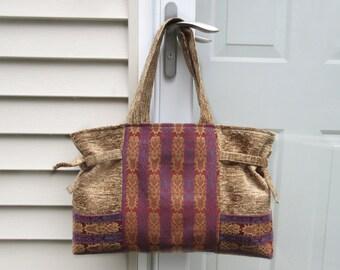 Large Tote Bag / Shoulder bag/ Market bag / Travel bag/ Canvas bag / Handmade bag /Tote bag / Top handle bags / Sale