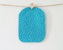 Ileostomy Bag Cover - Raindrops