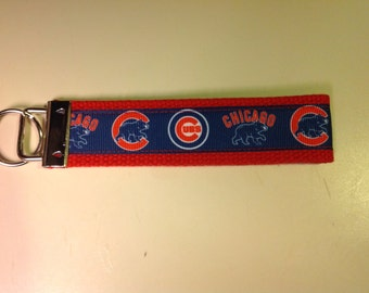 Chicago Cubs key fob