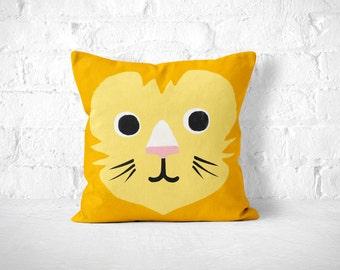 Cute Lion Pillow : Cute lion pillow Etsy