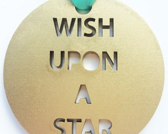 Wish Upon A Star Decoration
