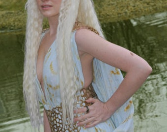 Mokuyo Cosplay 20x30 cm / 8x12 inch Daenerys Cosplay Print signed Game of Thrones A Song of Ice and Fire