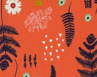 Style#4015-2 - Steel Mesa Fernbook Coral (1-1/4 yd cuts)