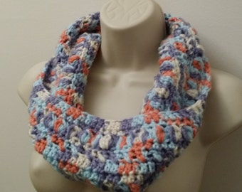 "SALE*** Crochet Cowl, ""Pleasant cowl"", crochet accessories"