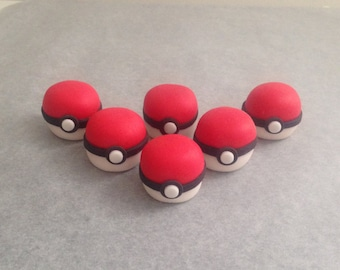 3D Pokemon Go Pokeballs