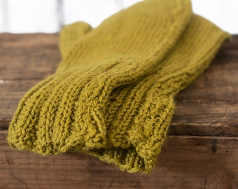Sale - 30%. Vintage mitten / glove fall-spring