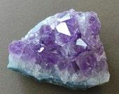 Raw Chunky Healing Crystal Amethyst Drusy Druzy Nugget Mineral Specimen
