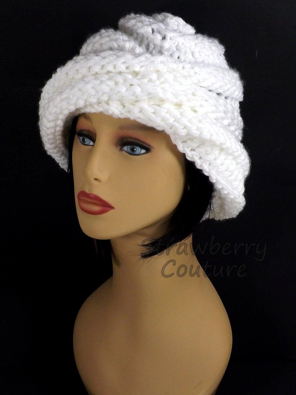 Oversized Knitting Boho Beanie Hat Boho Hat Womens Knit Hat