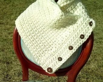 Crochet Shaw/Wrap/Scarf