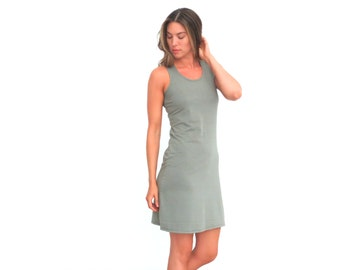 Organic Everyday Tank Dress