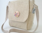 womens backpack, crossbody bag, backpack purse converts to messenger bag, small backpack, zipper bag, fits Ipad