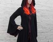Woodland Rose Jacket ~ Faery ~ Hippy ~ Druid ~ Fae ~ Medieval ~ Sizes 6 to 30 ~ Limited Edition Design
