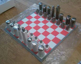 PICNIC CHESS SET