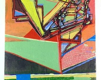 Angular Painting No. 2