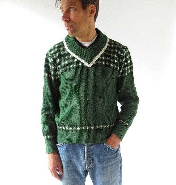 Vintage Men S Sweater 44
