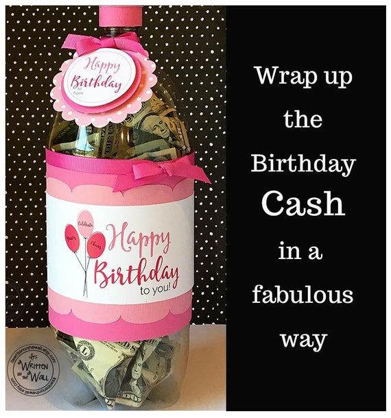 Cash For Birthday Gifts / Birthday Cash By ItsWrittenOnTheWall