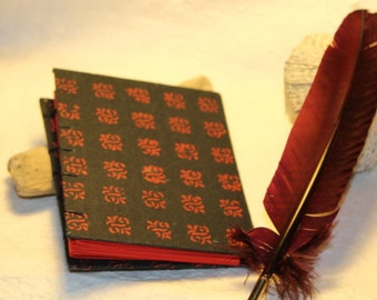 Japanese journal - Hand bound coptic stitch