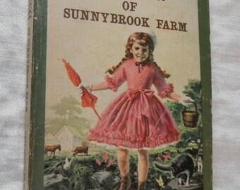 REBECCA of Sunnybrook Farm by Kate Douglas Wiggin 1967